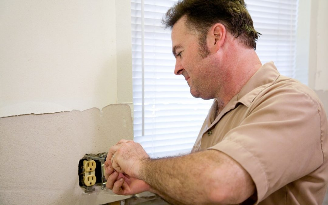 make prompt repairs to electrical problems in the home