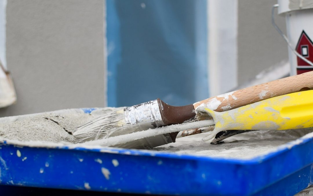 painting is an easy home renovation